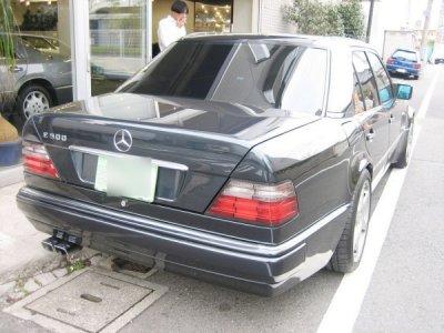 千葉 俊明 様 メルセデス ベンツ W124 E500 LTD