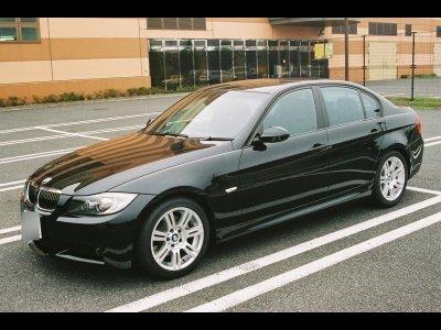 川口 誠司 様 BMW 323iM-Sportsパッケージ