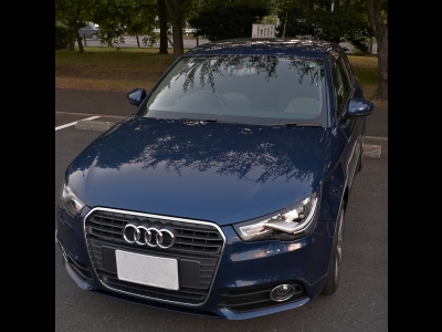 S.O. 様 Audi A1 1.4 TFSI sport package と 松本毛ばたき