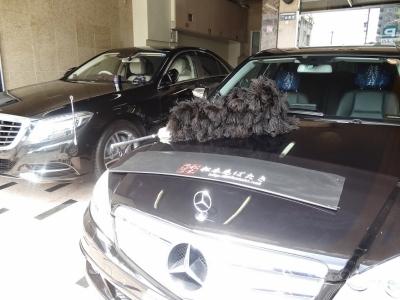 T.S. 様 Mercedes-Benz メルセデス・ベンツ S-class ハイブリッド と 松本毛ばたき